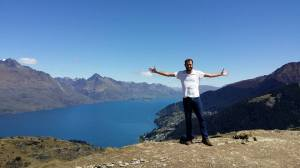 Beautiful Queenstown has revitalised my writing passion!